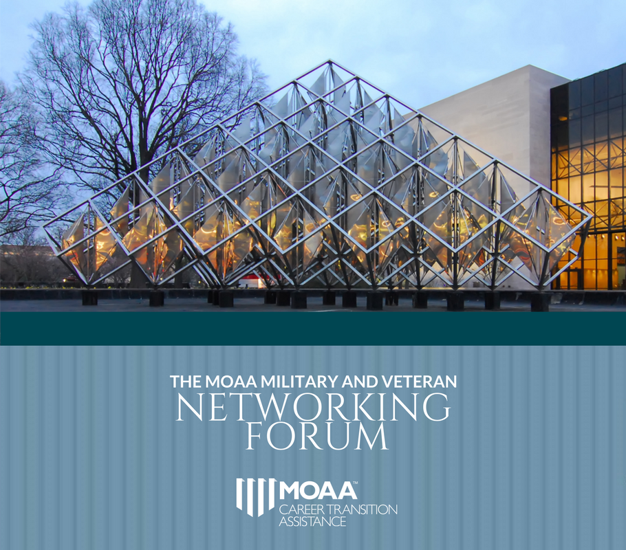 2017 MOAA Networking Forum Candidate RSVP