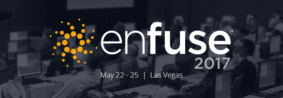 Enfuse Conference 2017