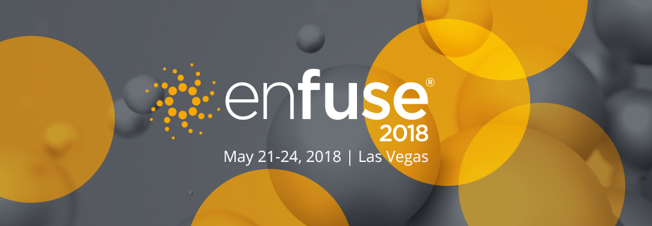 Enfuse Conference 2018