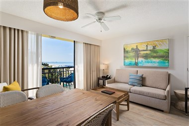 One Bedroom Suite - Bay View