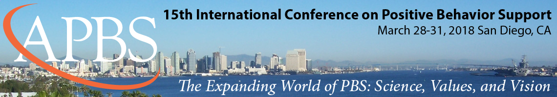 15th International Conference on Positive Behavior Support