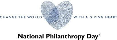 Natioanl Philanthropy Day