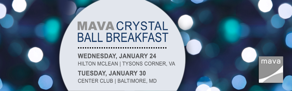 Crystal Ball Breakfast - Jan 24 2018 (Tysons)