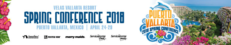 ServiceMaster  Franchise Services Group  2018 Spring Conference