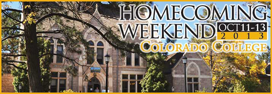 2013 Colorado College Homecoming Weekend