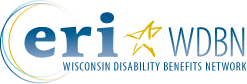 Employment Resources, Inc. (ERI) Wisconsin Disability Benefits Network  (WDBN) Event