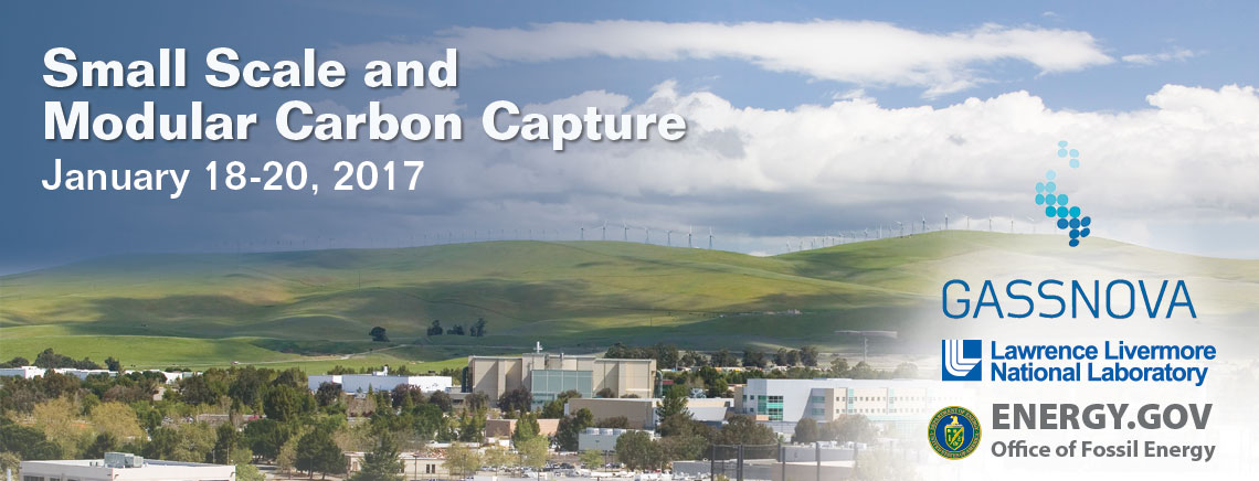 Small Scale and Modular Carbon Capture Workshop