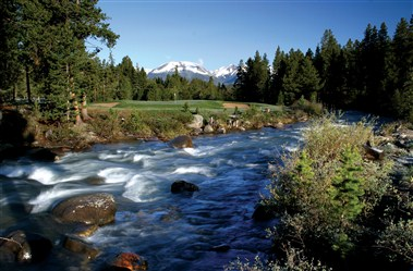 Golf: The River Course