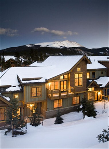 Exterior Townhome