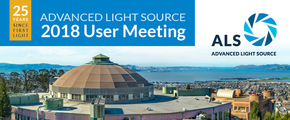2018 Advanced Light Source User Meeting