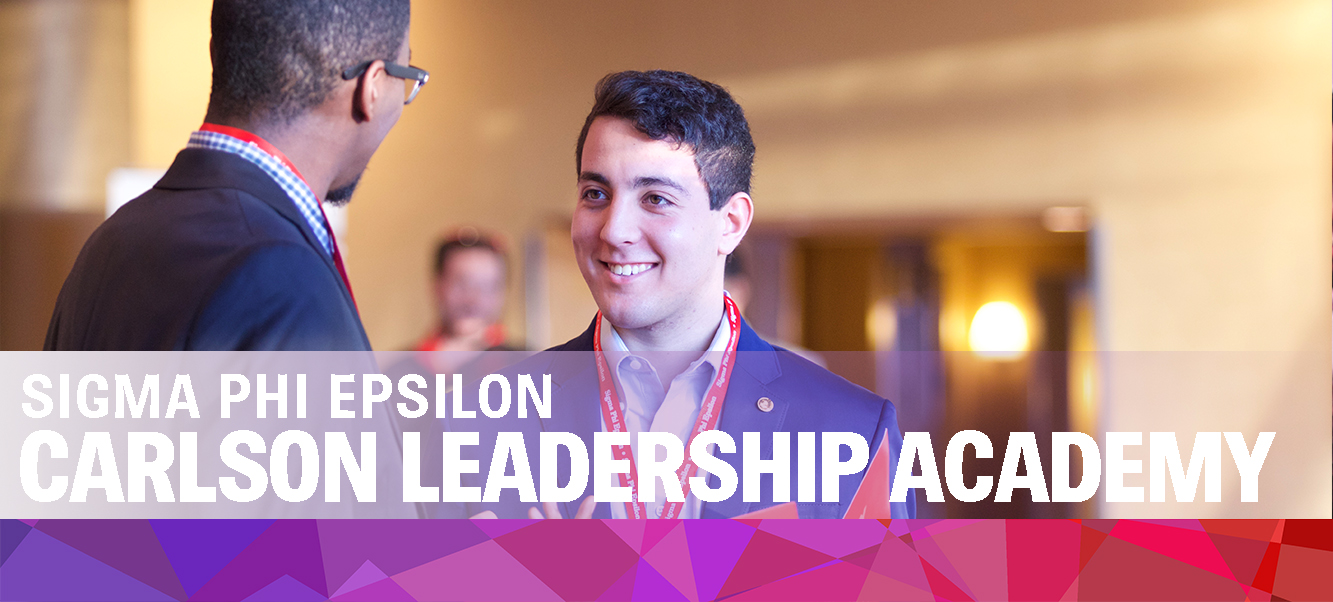 2018 Carlson Leadership Academy: New Jersey