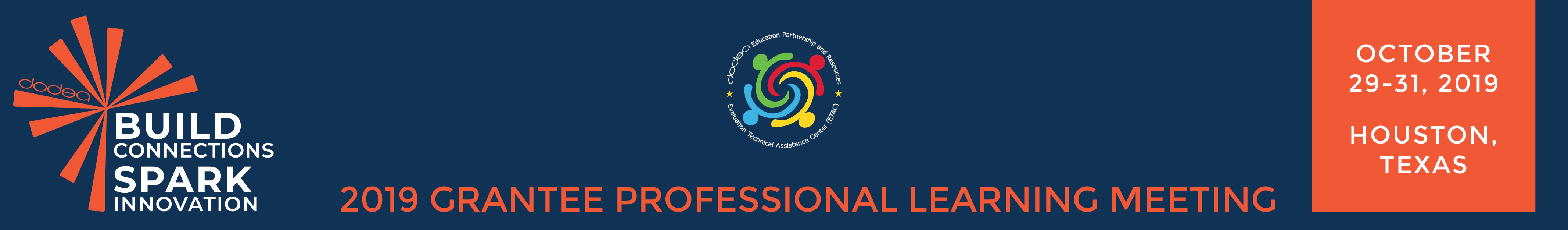 2019 Grantee Professional Learning Meeting