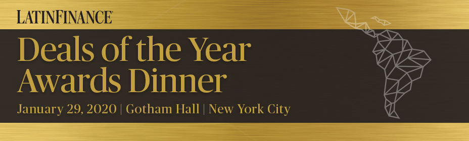 LatinFinance Deals of the Year Awards Dinner