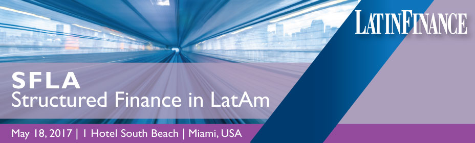 3rd SFLA - Structured Finance in LatAm