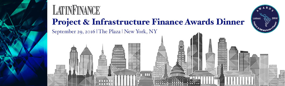Projects & Infrastructure Finance Awards
