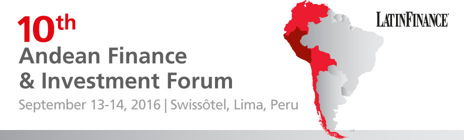 10th Andean Finance & Investment Forum