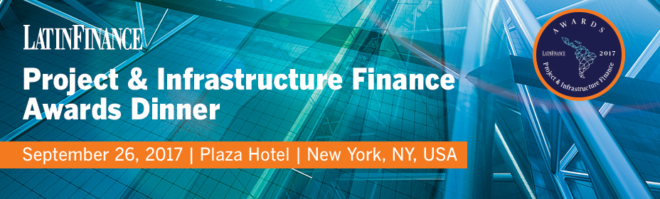 Project & Infrastructure Finance Awards Dinner