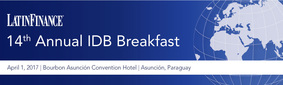 14th Annual IDB Breakfast