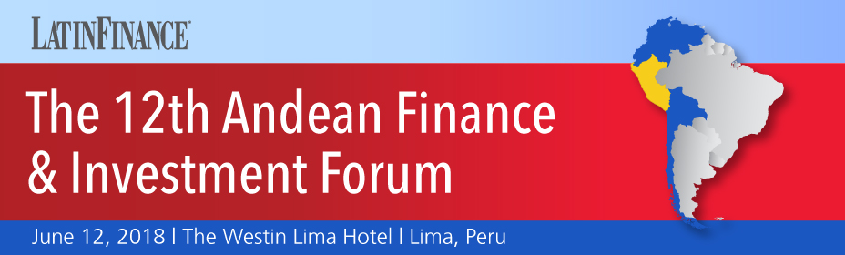 12th Andean Finance & Investment Forum