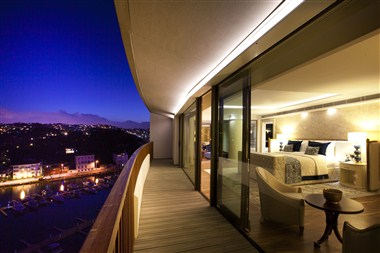 The Grand Tarabya Presidential Suite