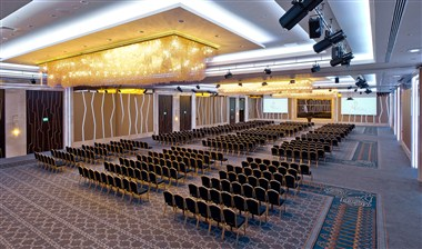 The Grand Ballroom Led Lights