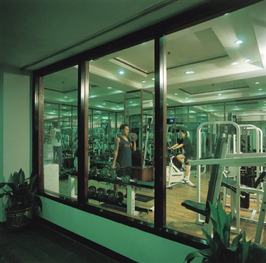 Club Nirvana Fitness Center