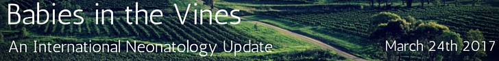 Babies in the Vines : An International Neonatology Update