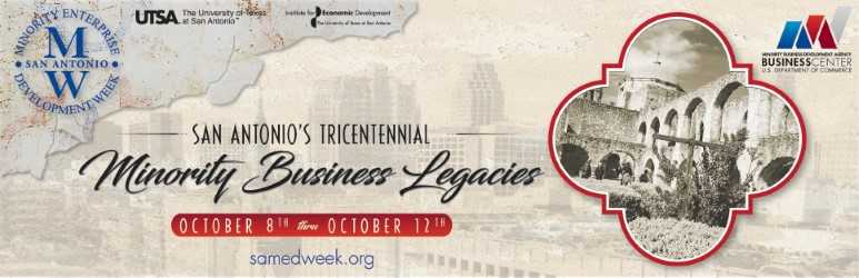 2018 San Antonio Minority Enterprise Development Week