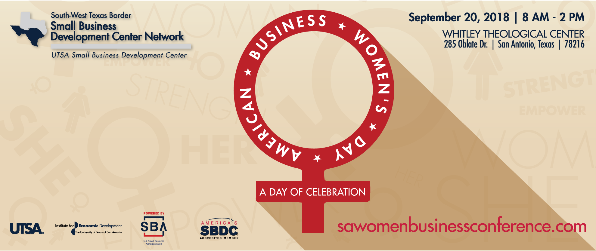2018 San Antonio American Business Women's Day Conference