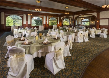 MacGregor Room -  Wedding