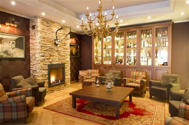 Lindores Whisky Lounge