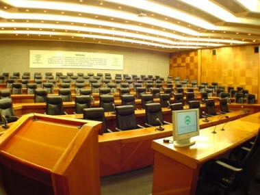 Mercosur Plenary Room