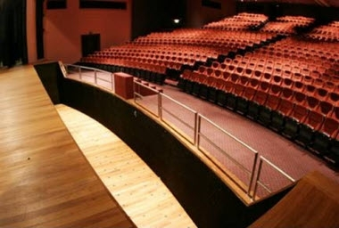 Theater Orchestra Pit