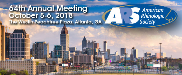 64th Annual Meeting of the American Rhinologic Society