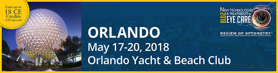 New Technologies & Treatments in Eye Care Orlando 2018