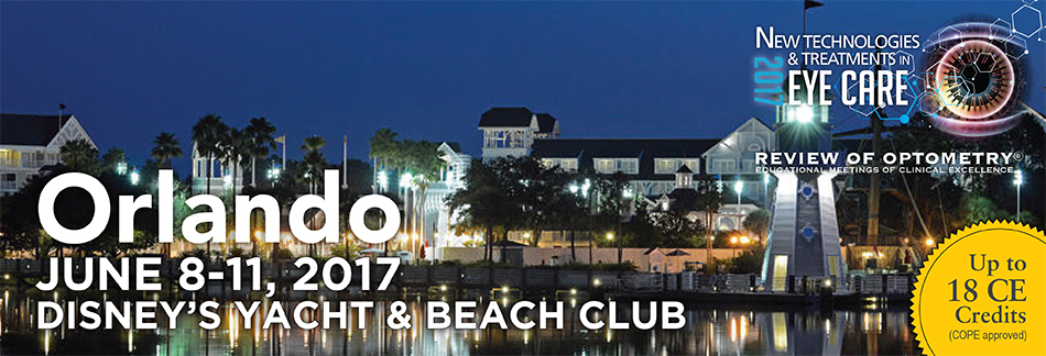 New Technologies & Treatments in Eye Care Orlando 2017