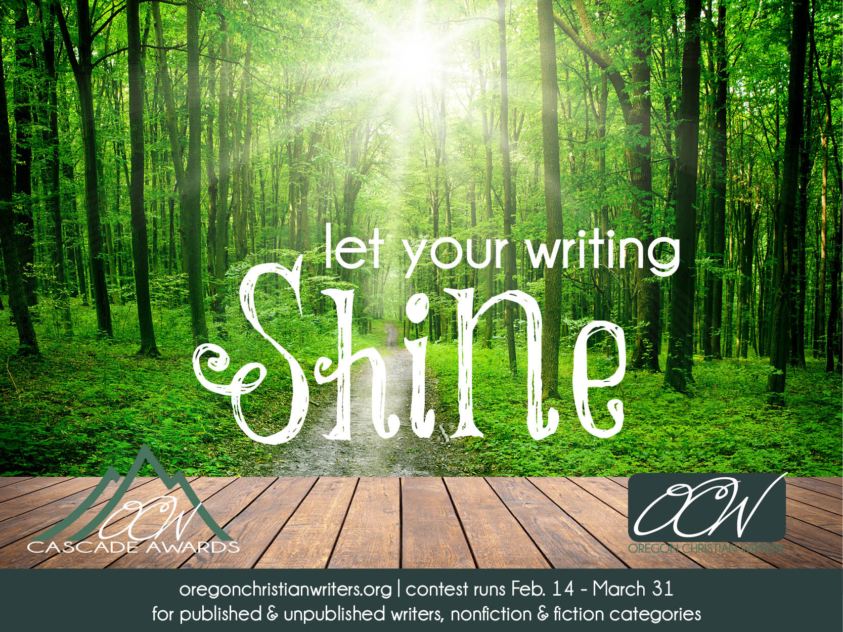 Cascade Writing Contest