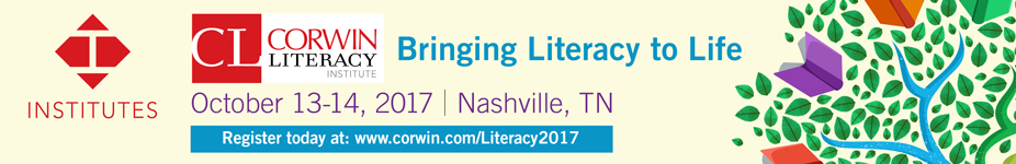 Corwin Literacy Institute