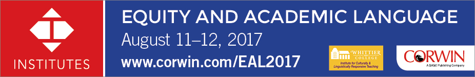 Equity and Academic Language Conference