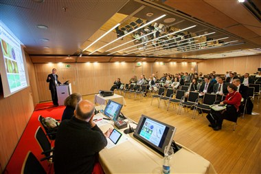 Smaller-sized Conference Rooms