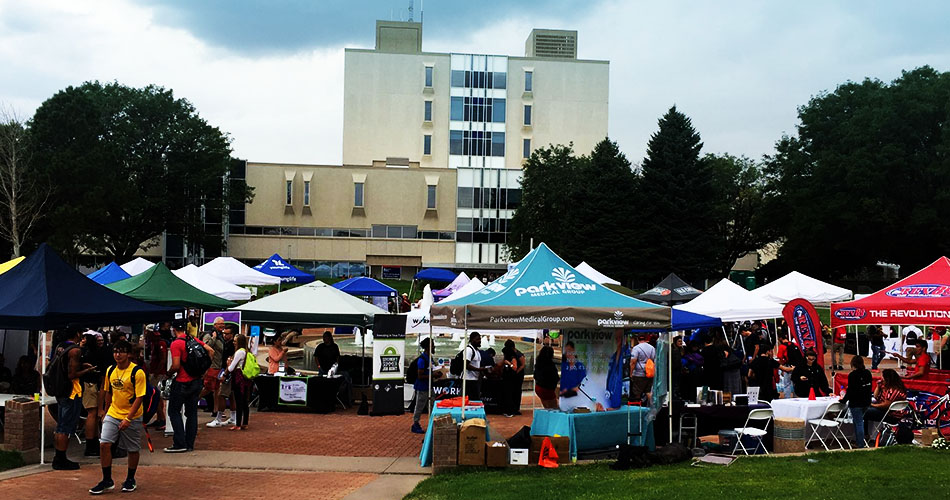 Student Employment and Involvement Festival