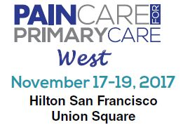 2017 Pain Care for Primary Care (PCPC) West