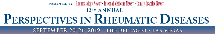 12th Annual Perspectives in Rheumatic Diseases