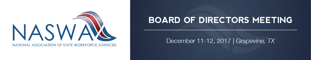 Board of Directors Meeting (Dec. 2017)