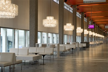Exhibition & catering area Grote Zaal Complex