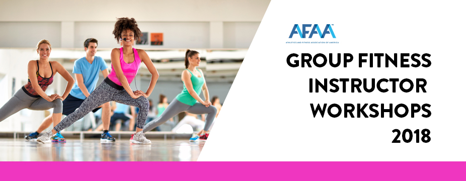 AFAA GFI Workshops 2018