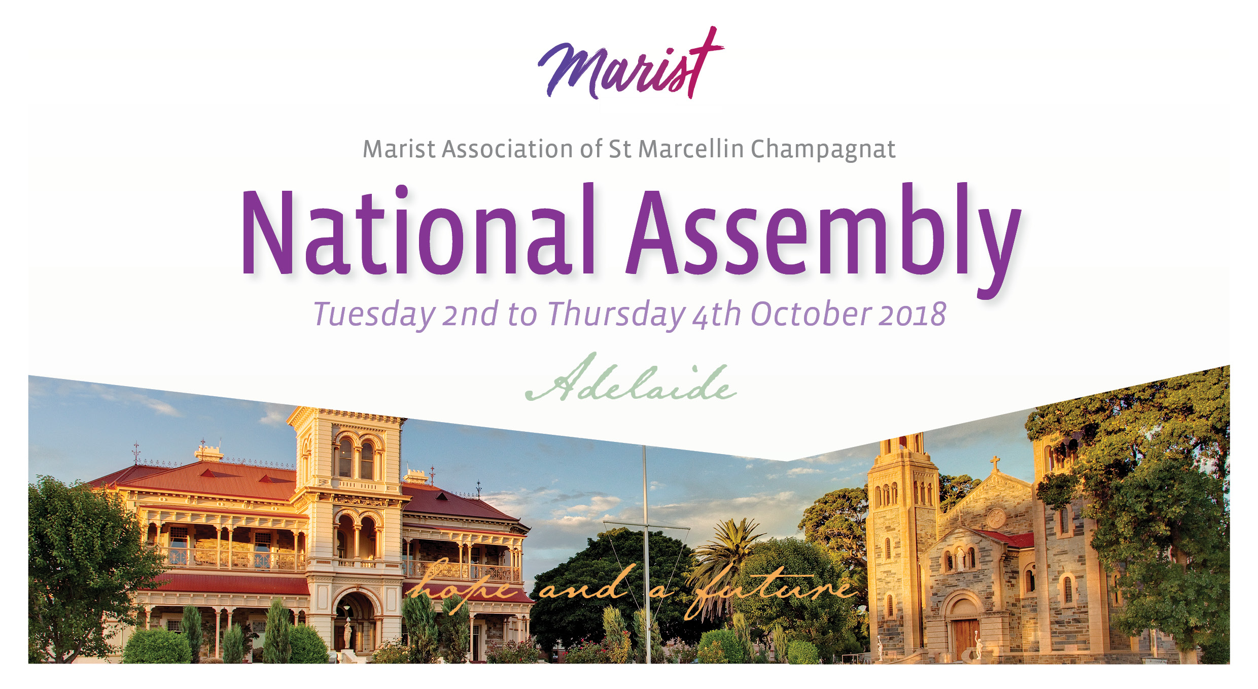 Marist Association National Assembly 2018