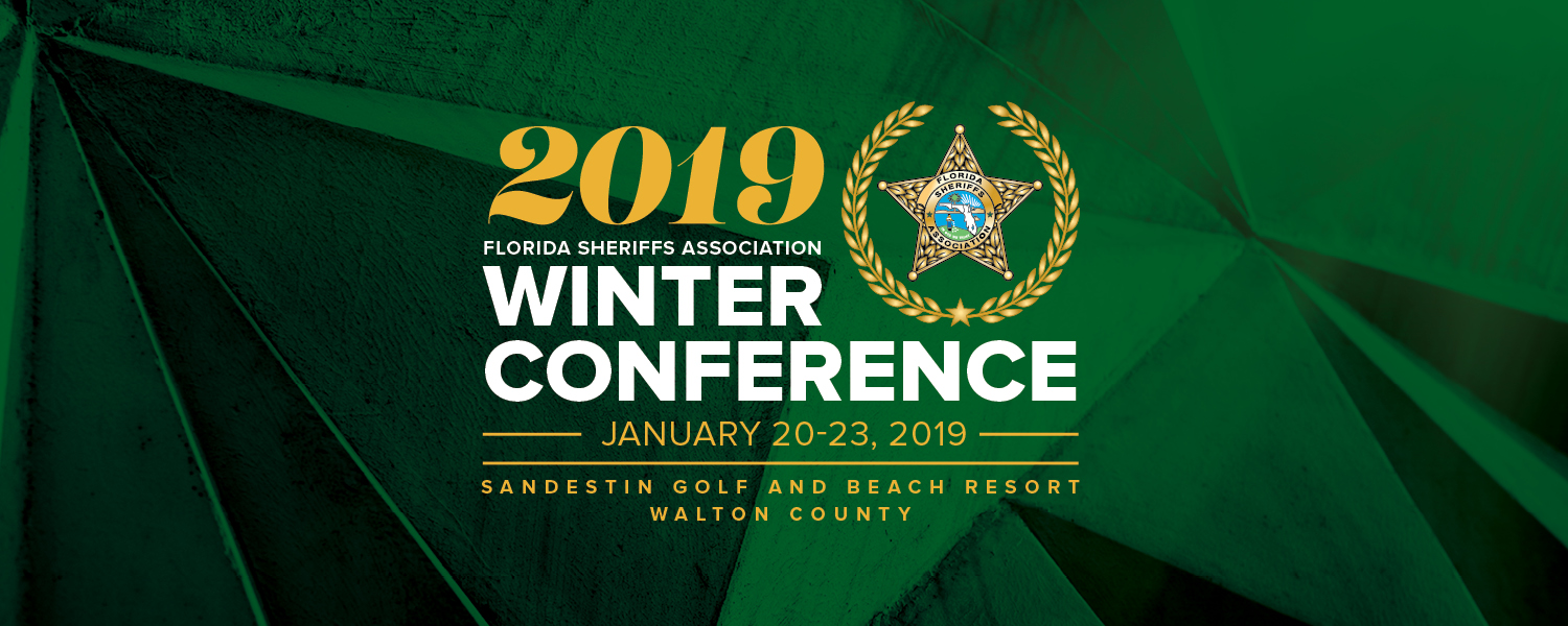 2019 Winter Sheriffs Conference