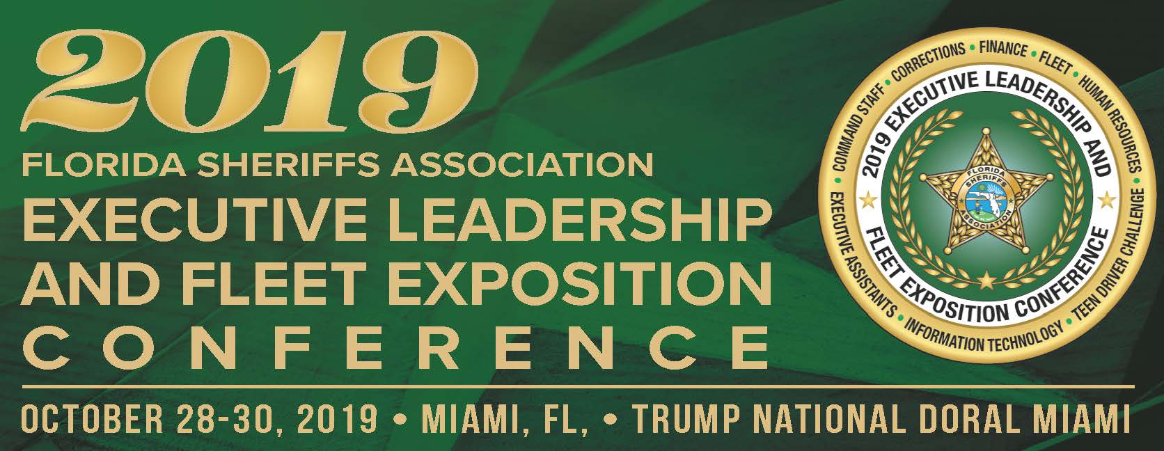 2019 Executive Leadership and Fleet Exposition Conference