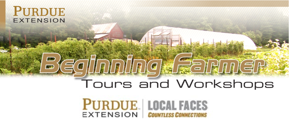 Beginning Farmer Tours and Workshops